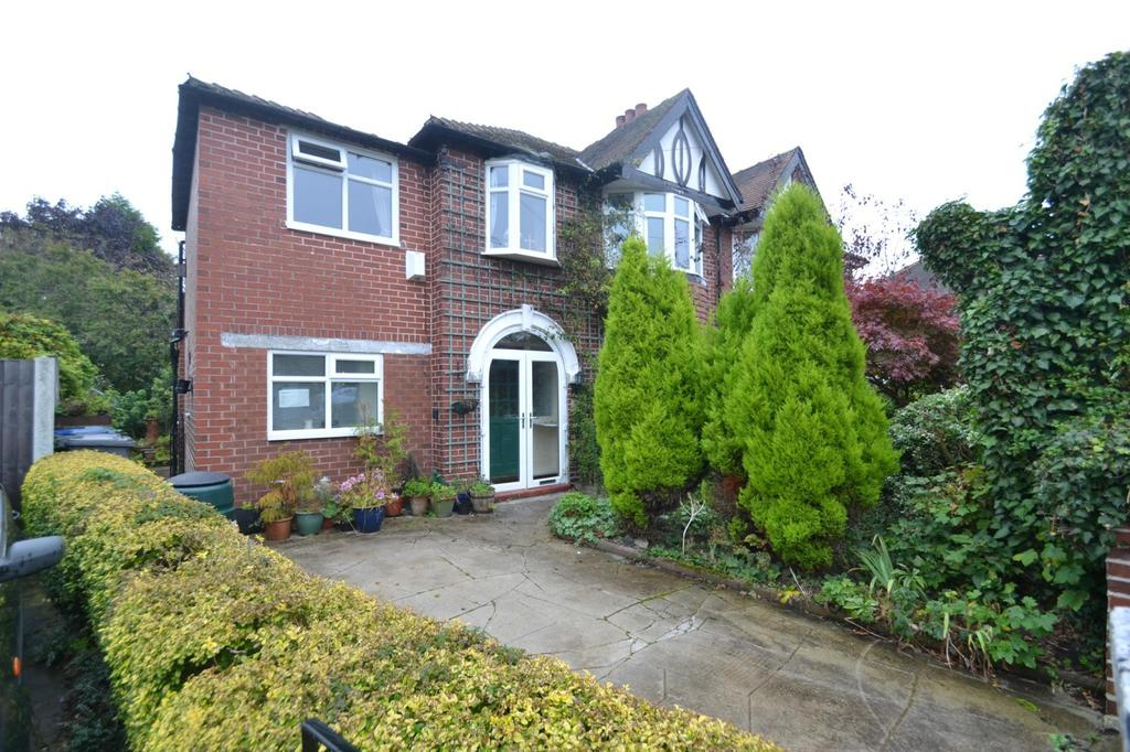 4 Bedrooms Semi Detached House for sale in Cranston Drive, Sale