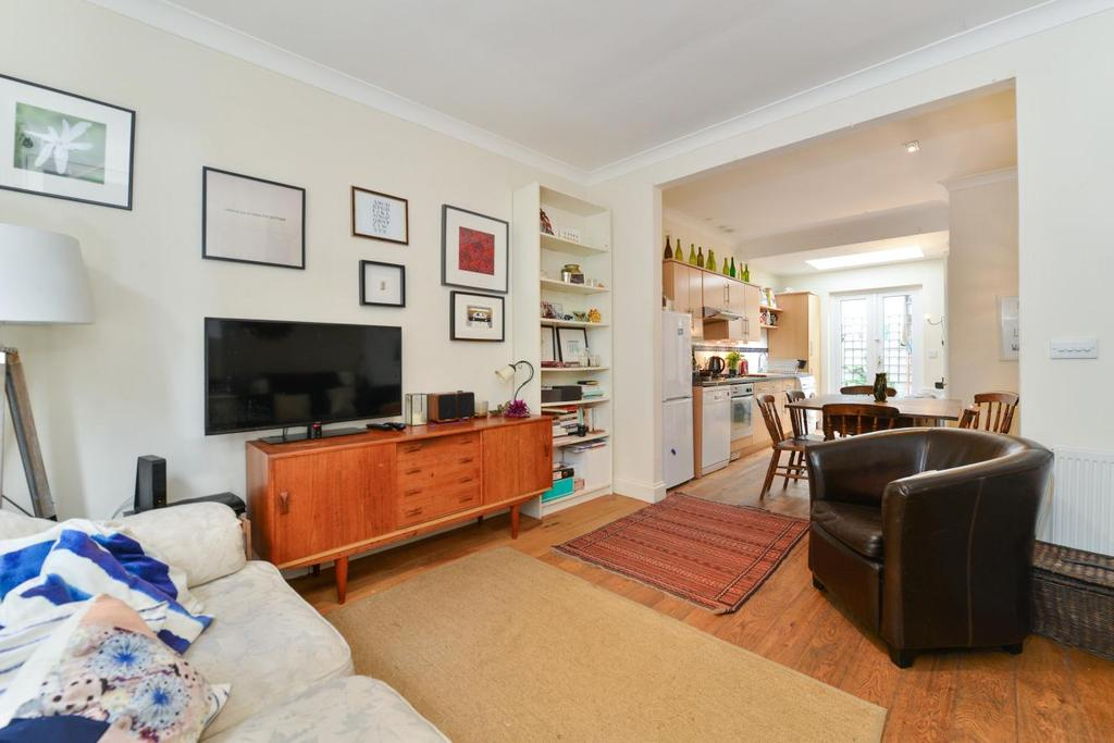 3 Bedrooms Terraced House for sale in Priory Grove, Stockwell