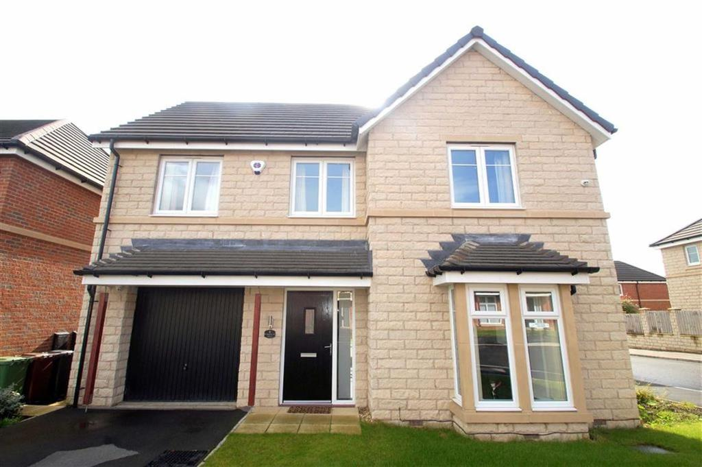 4 Bedrooms Detached House for sale in Mayfair Mount, Leeds
