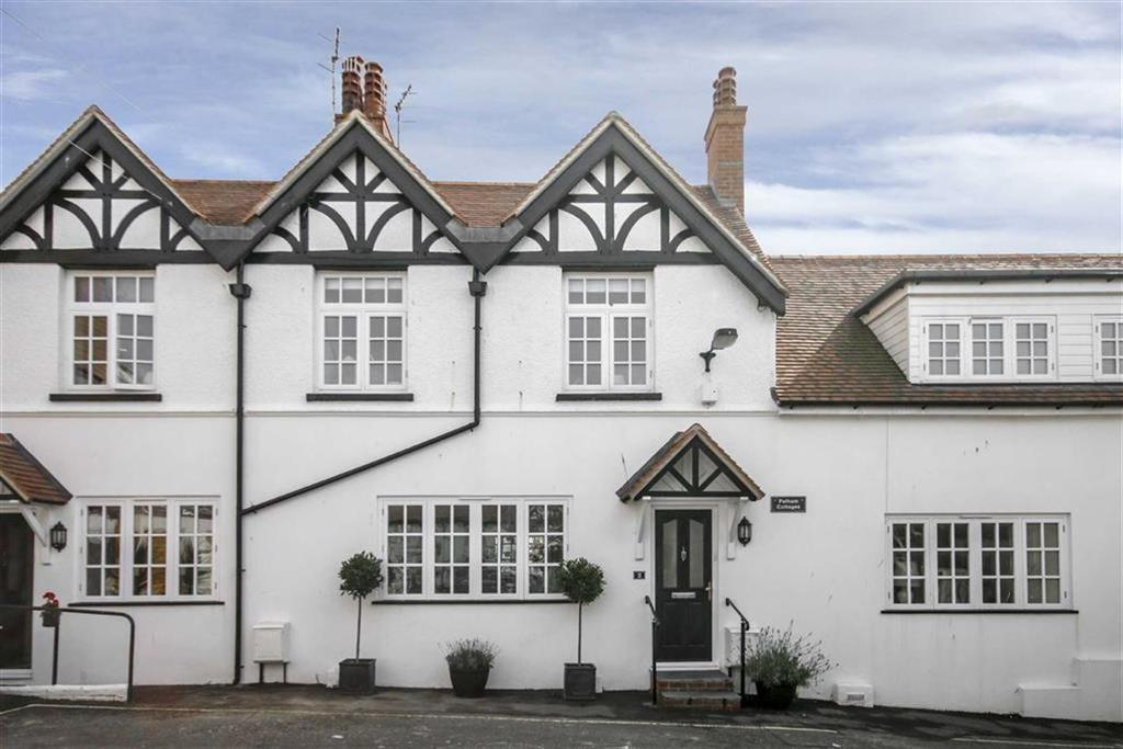 3 Bedrooms Terraced House for sale in Pelham Cottages, Pelham Yard, Seaford