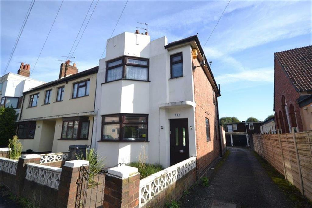 3 Bedrooms End Of Terrace House for sale in Edward Street, Nuneaton, Warwickshire