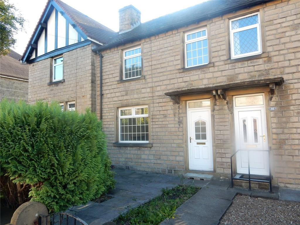 3 Bedrooms Terraced House for sale in Woodhouse Hill, Fartown, Huddersfield, HD2