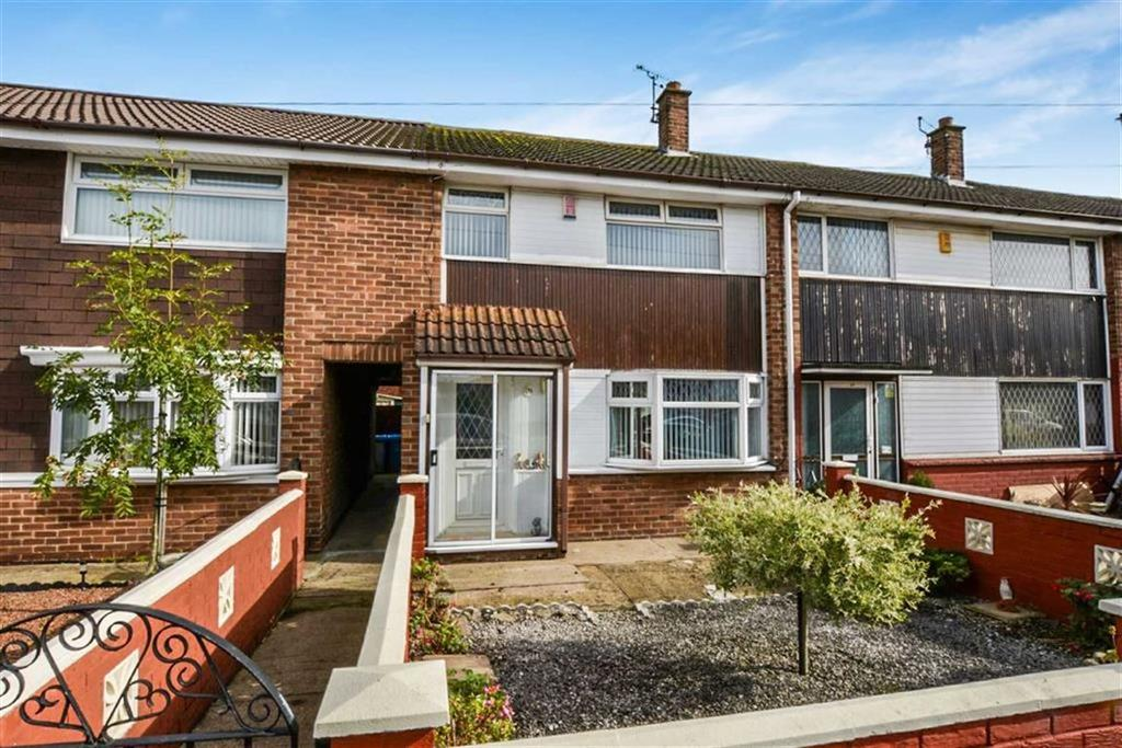 3 Bedrooms Terraced House for sale in Fortune Close, Ings Road Estate, Hull, HU8
