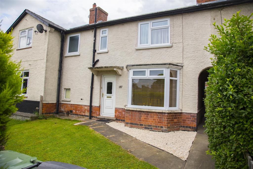 3 Bedrooms Terraced House for sale in Nottingham Road, Melton Mowbray