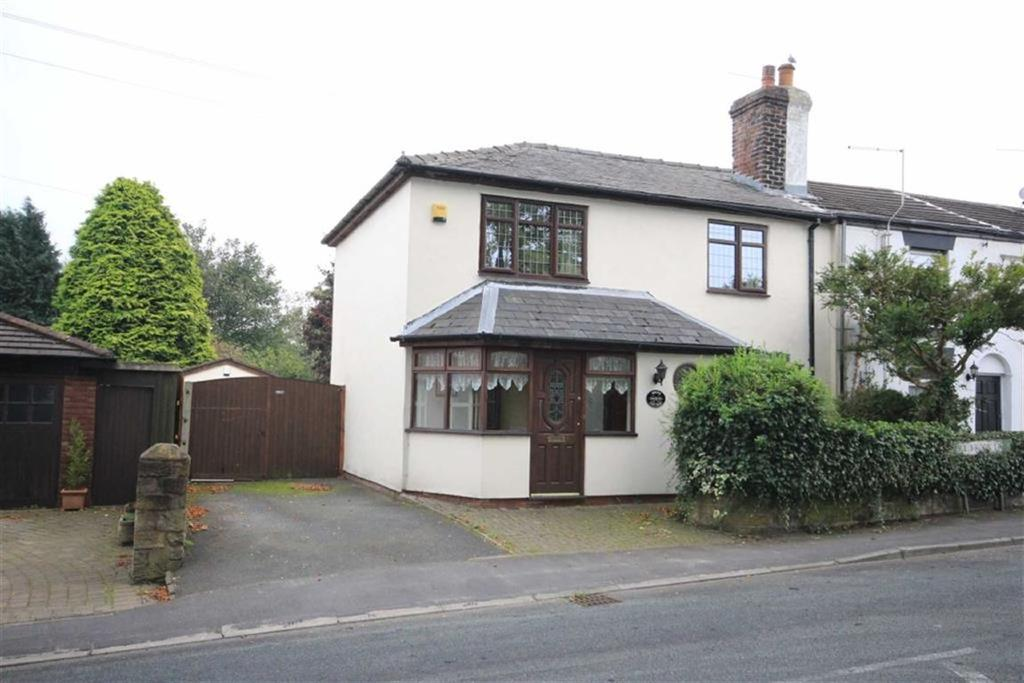 3 Bedrooms Cottage House for sale in Millbrook Lane, Eccleston, St Helens, WA10