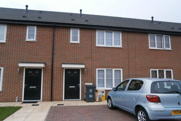 2 Bedrooms Terraced House for sale in Wycombe Road, off Humberstone Drive, Leicester, LE5
