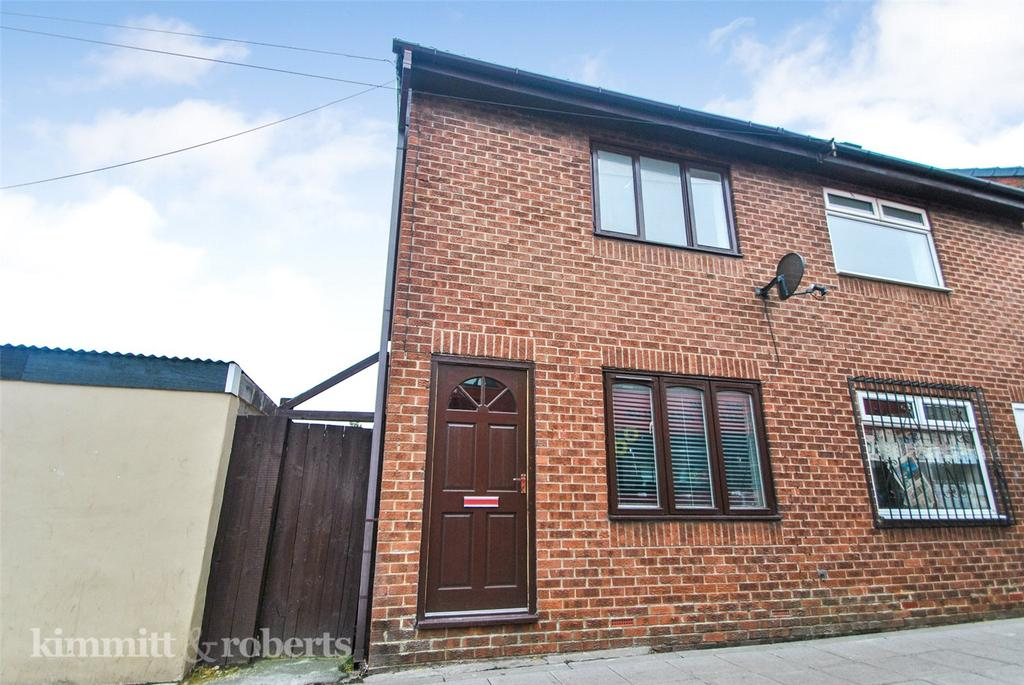 2 Bedrooms Semi Detached House for sale in High Street, Easington Lane, Tyne and Wear, DH5