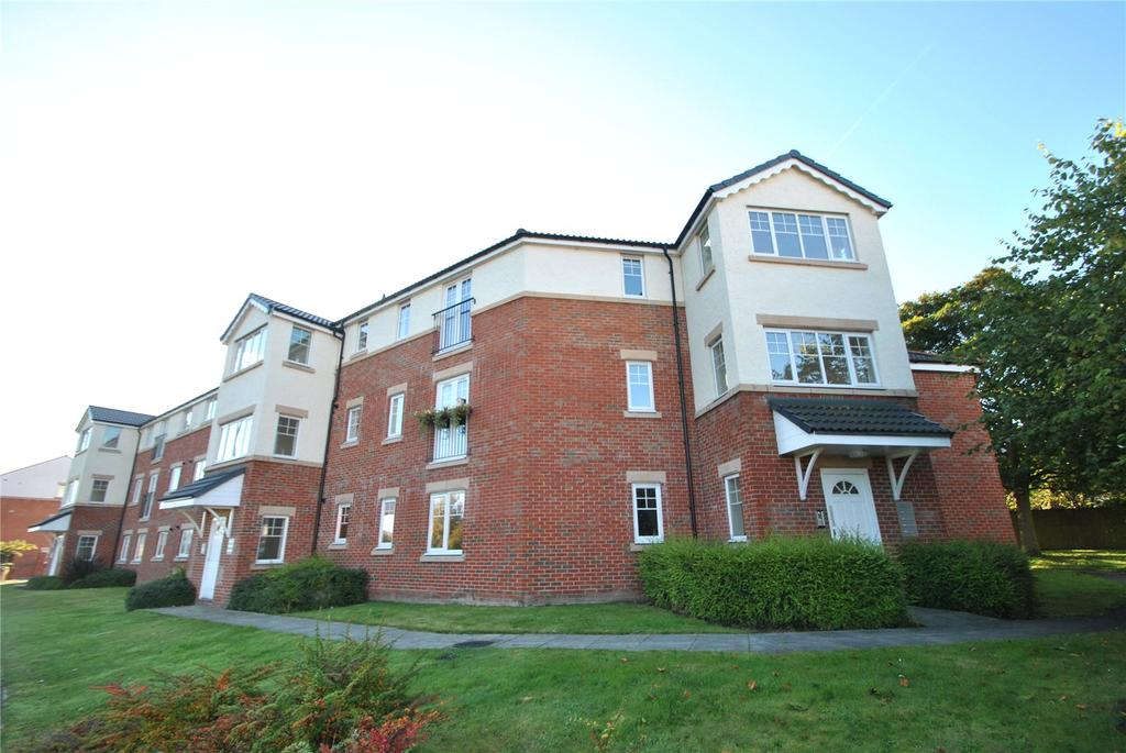 2 Bedrooms Flat for sale in Ellesmere Close, Houghton le Spring, Tyne and Wear, DH4