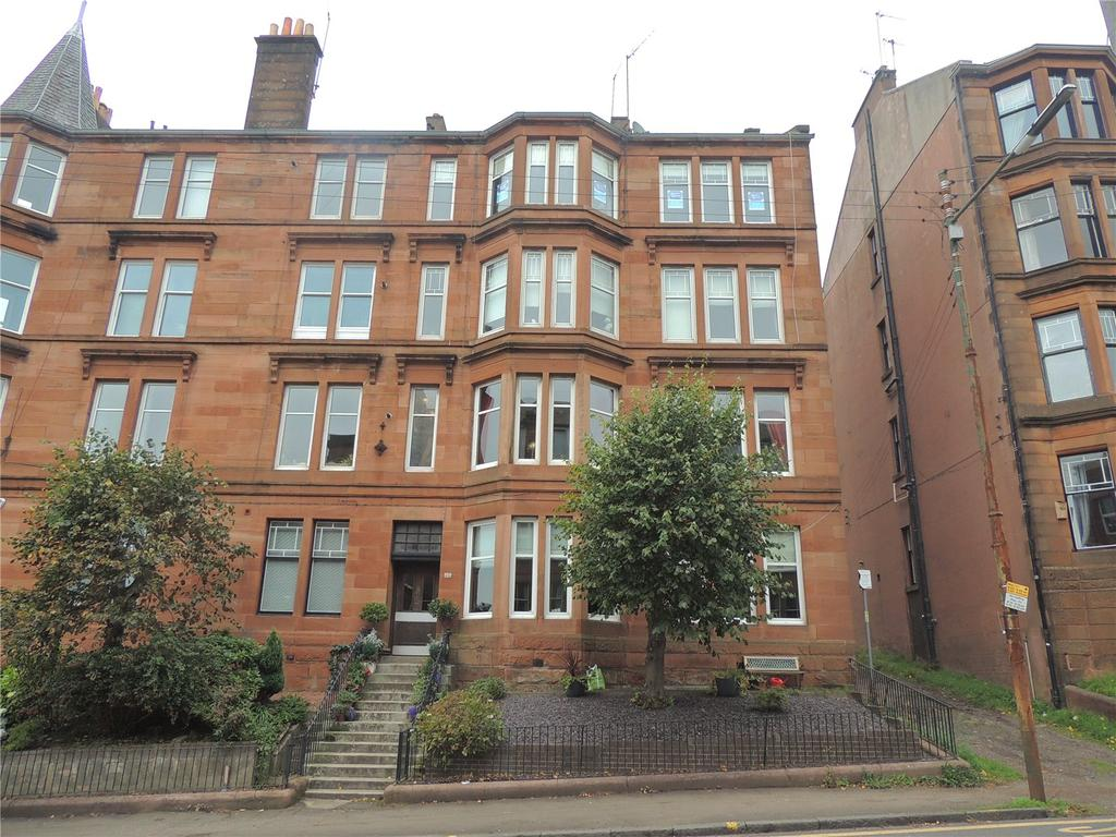 3 Bedrooms Flat for rent in Flat 3/1, 46 Clarence Drive, Glasgow, Lanarkshire, G12