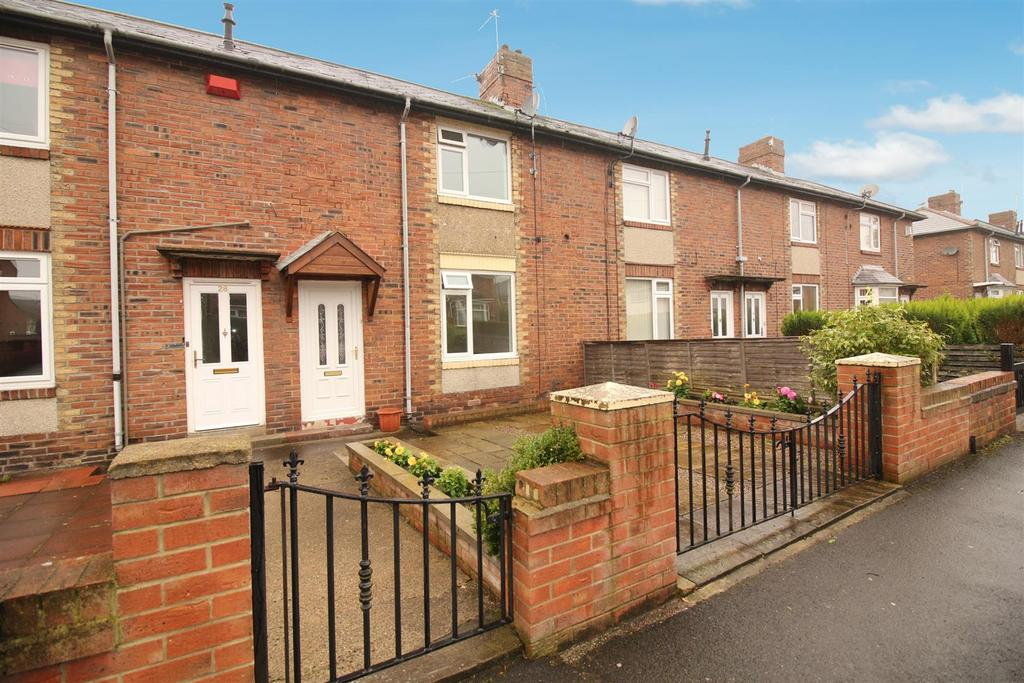 2 Bedrooms Terraced House for sale in Heaton Terrace, North Shields