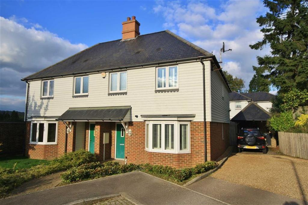 3 Bedrooms Semi Detached House for sale in St Mary's Platt, Kent