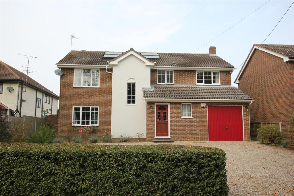 4 Bedrooms Detached House for sale in Wickham Bishops, Witham