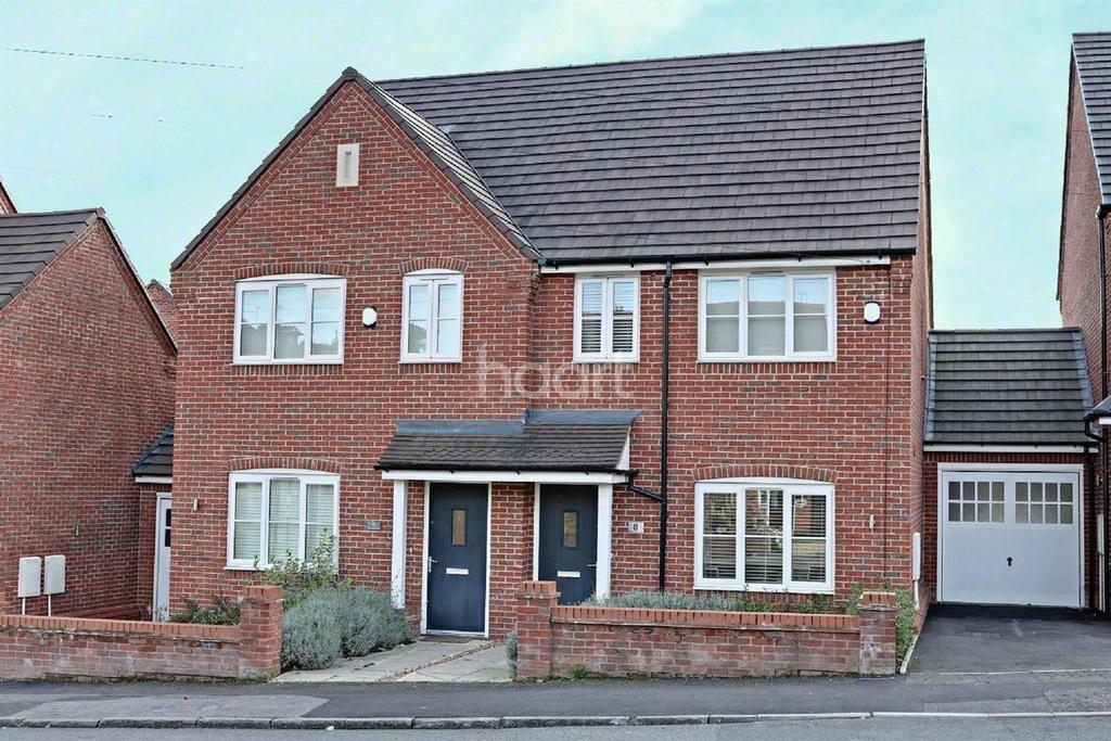 3 Bedrooms Semi Detached House for sale in Northfield Road, Harborne