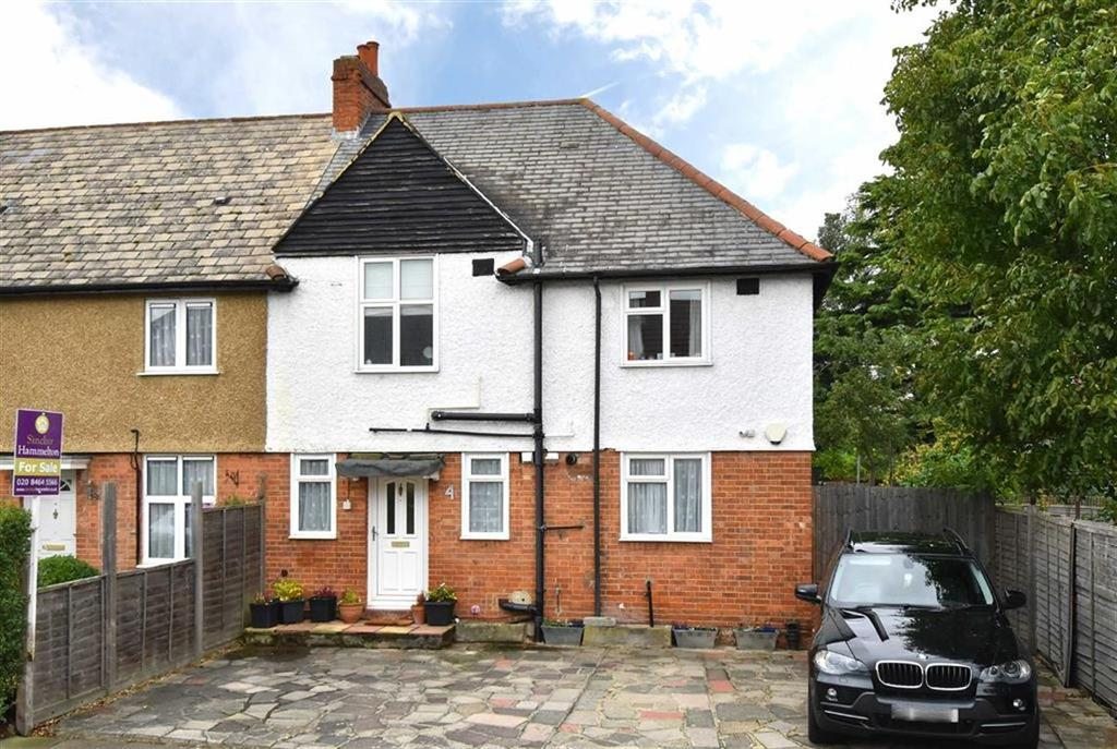 3 Bedrooms End Of Terrace House for sale in Manor Way, Bromley, Kent