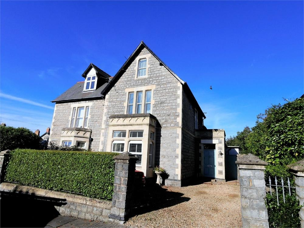 5 Bedrooms Semi Detached House for sale in Church Road, Penarth