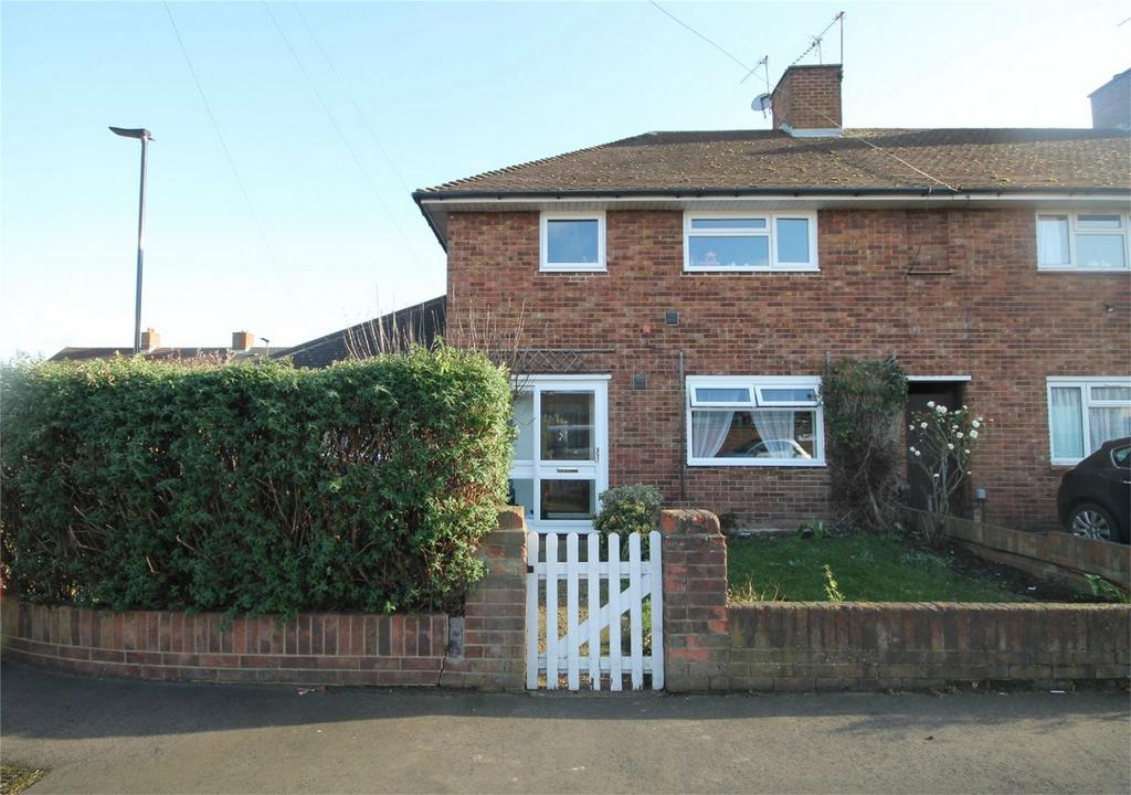 3 Bedrooms End Of Terrace House for sale in Bedfont Close, Bedfont, Feltham, Middlesex