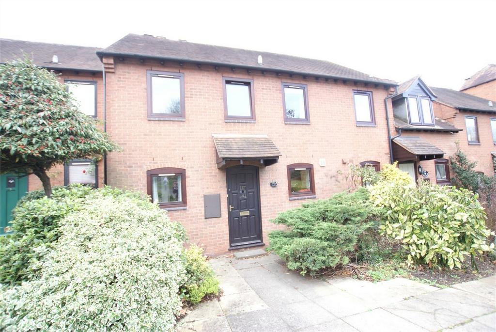 3 Bedrooms Terraced House for sale in Oken Court, Theatre Street, Warwick