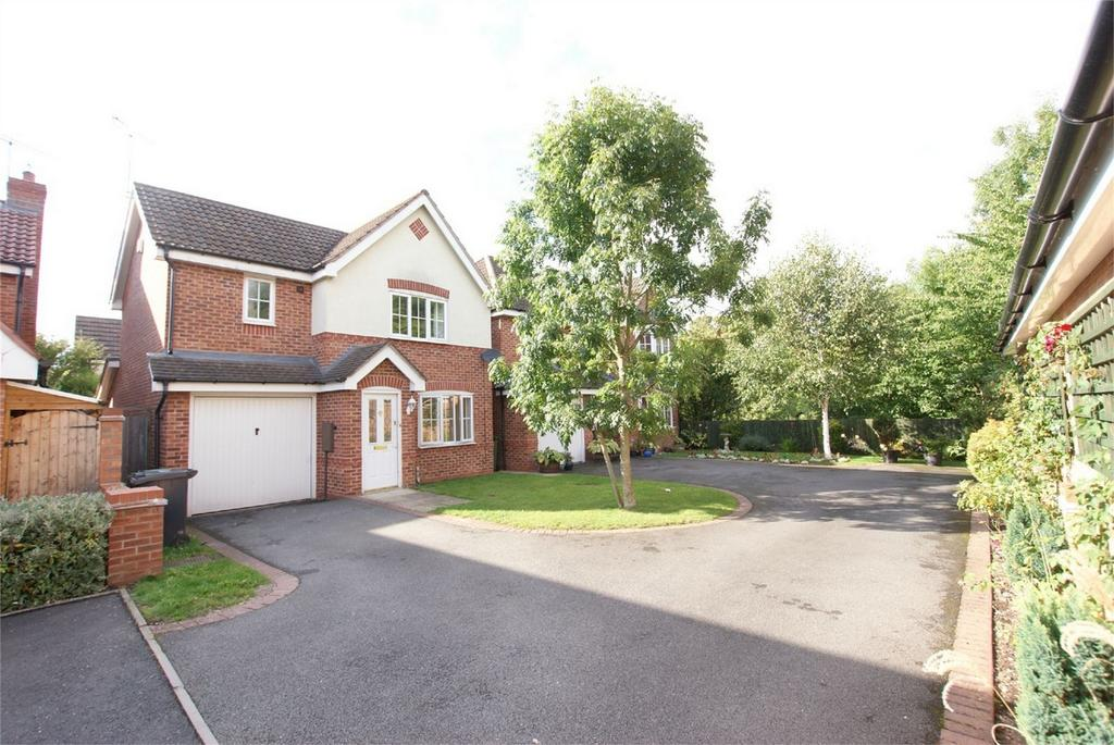 3 Bedrooms Detached House for sale in Wilmhurst Road, Warwick