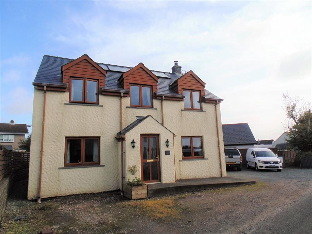 5 Bedrooms Detached House for sale in Teazel Lodge, Pill Road, Hook, HAVERFORDWEST, Pembrokeshire