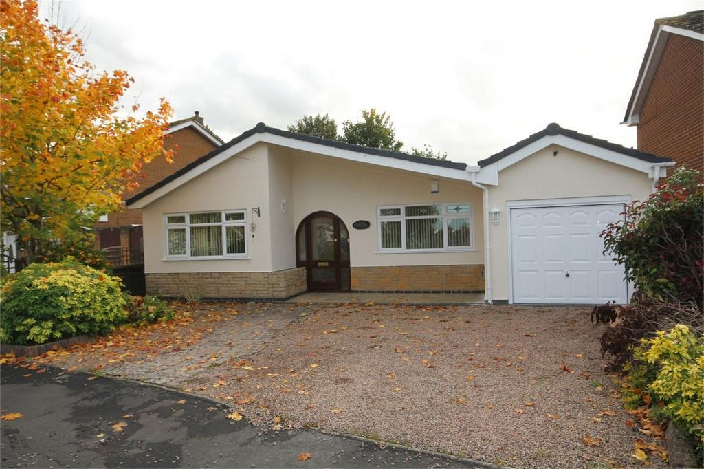 3 Bedrooms Detached Bungalow for sale in Middelburg Close, Whitestone, Nuneaton, Warwickshire