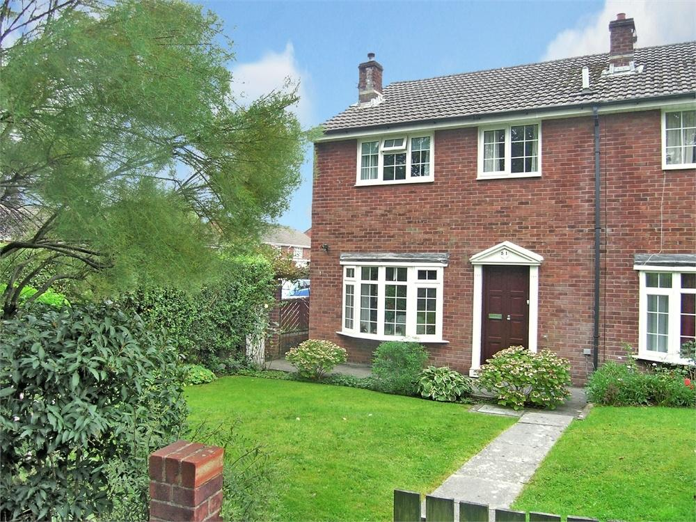 Springwood llanedeyrn cardiff 3 bed end of terrace house for Terrace of house
