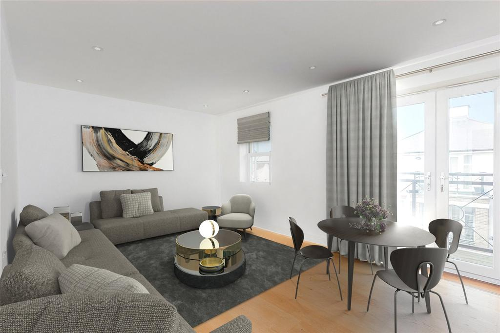 2 Bedrooms Flat for sale in Avington House, 4 Holford Way, London