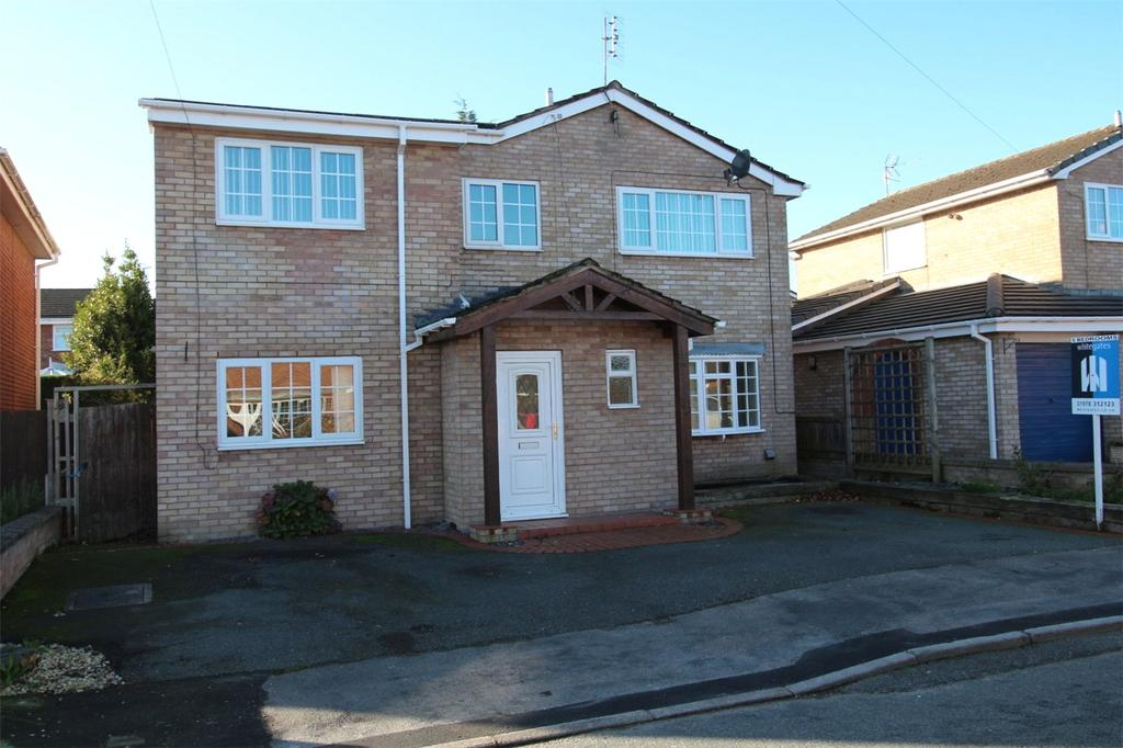 5 Bedrooms Detached House for sale in Hamilton Close, Goulbourne, Wrexham, LL13