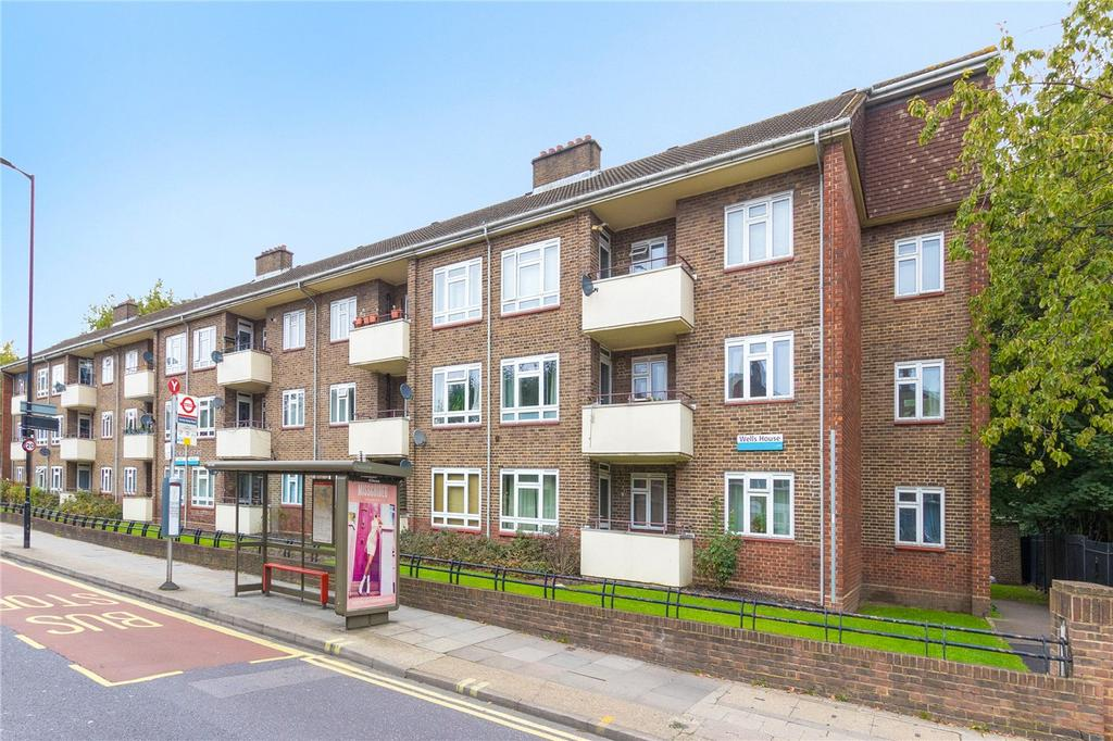 2 Bedrooms Flat for sale in Wells House, Howland Estate, London, SE16