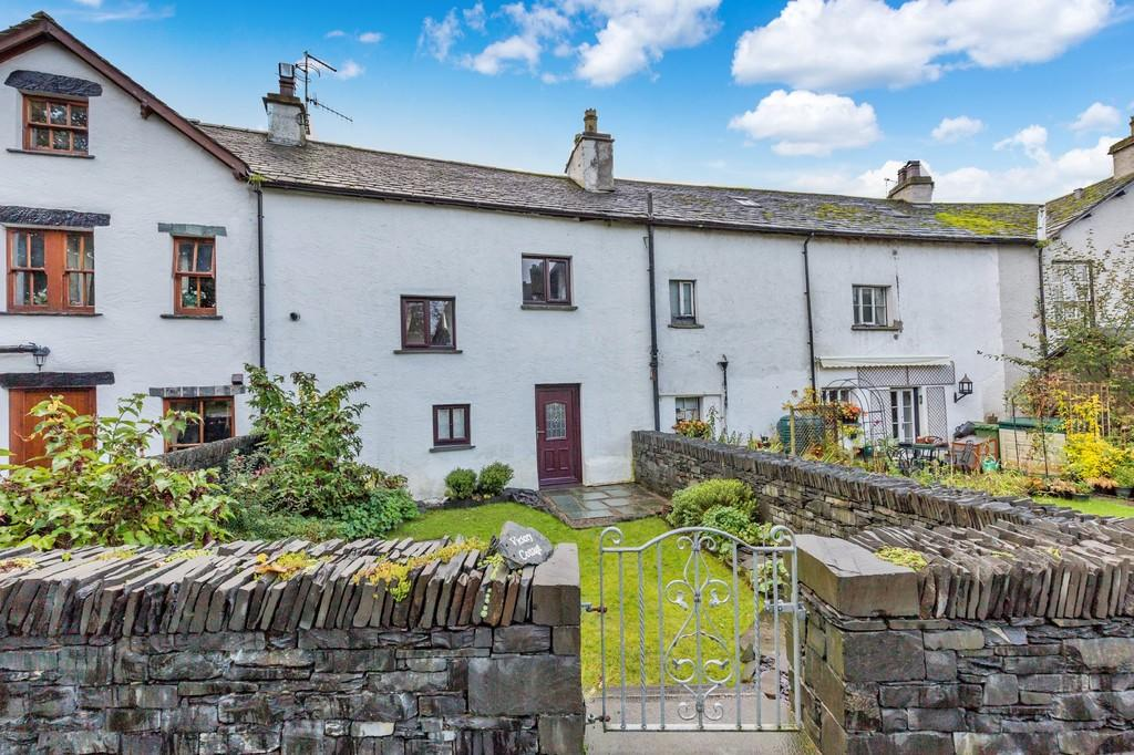 3 Bedrooms Terraced House for sale in Red Lion Yard, Hawkshead