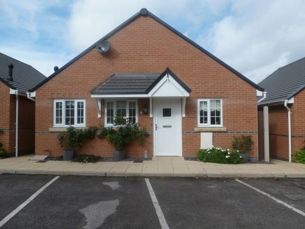 2 Bedrooms Detached Bungalow for sale in Sheep Fair Cannock Chase