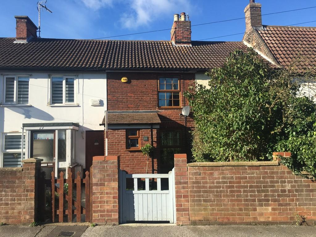 2 Bedrooms Terraced House for sale in Kirkley Street, Lowestoft