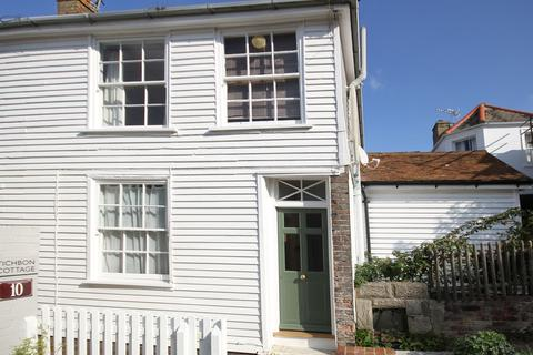 2 bedroom cottage to rent - Old Town, Hastings, East Sussex TN34 3BX