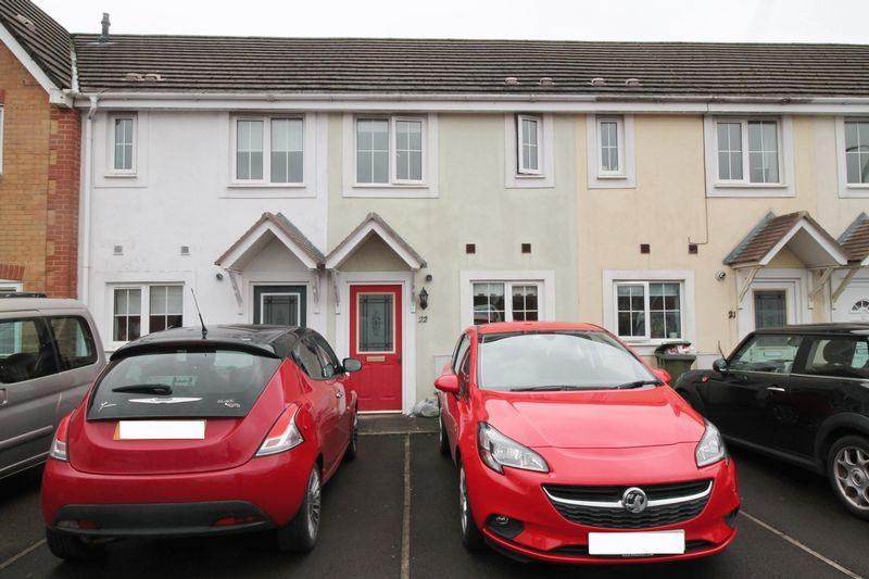 2 Bedrooms Terraced House for sale in Cynllan Avenue, Llanharan, CF729UL