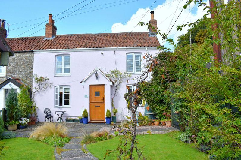 3 Bedrooms Cottage House for sale in All Saints Lane, Clevedon