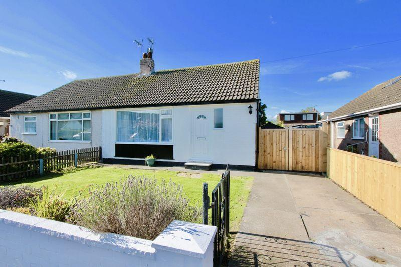 2 Bedrooms Semi Detached Bungalow for sale in Canterbury Drive, Prestatyn
