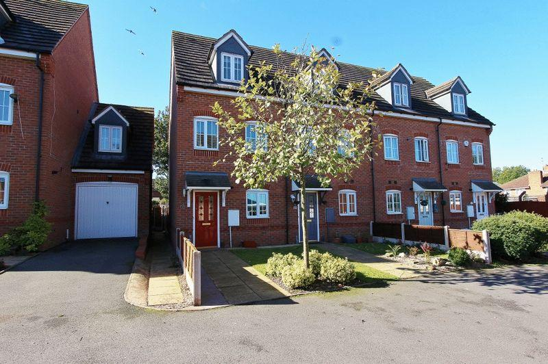 3 Bedrooms House for sale in Newhome Way, Walsall