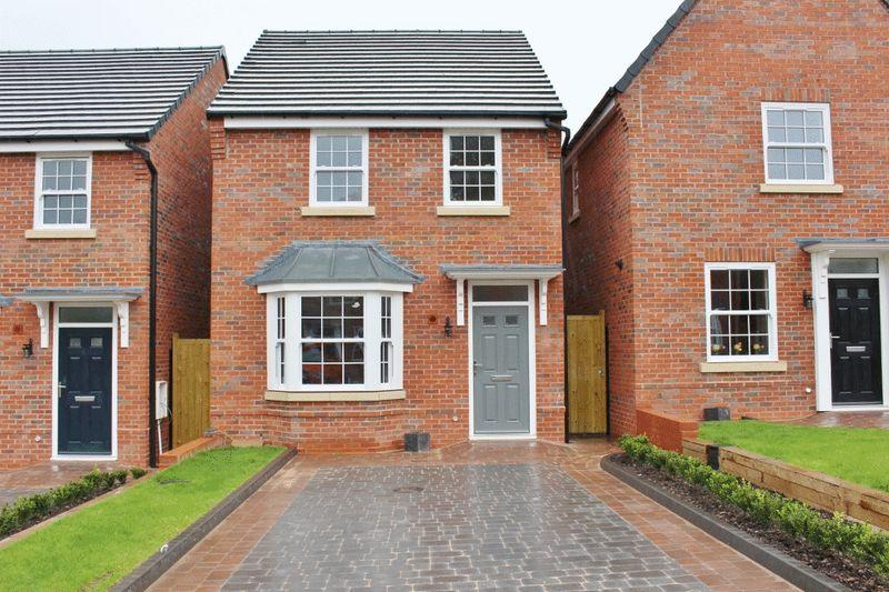 3 Bedrooms Detached House for sale in Newbridge Crescent, Wolverhampton