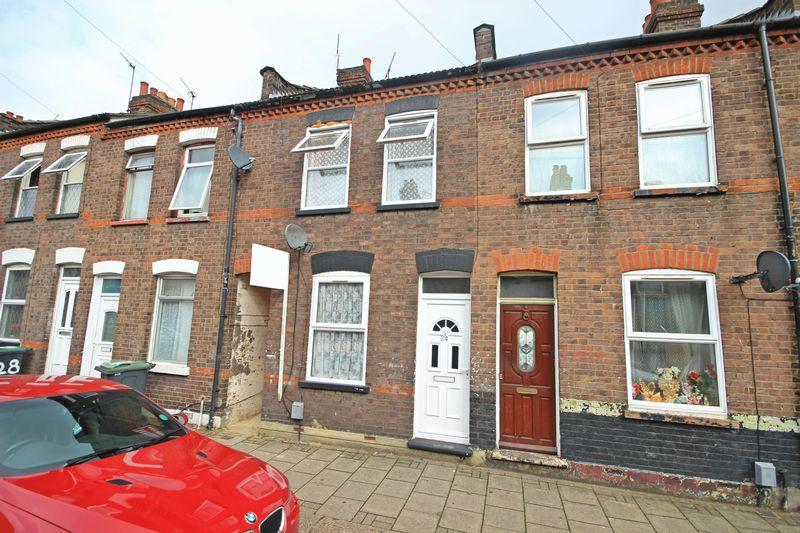 3 Bedrooms Terraced House for sale in Highbury Road, Luton