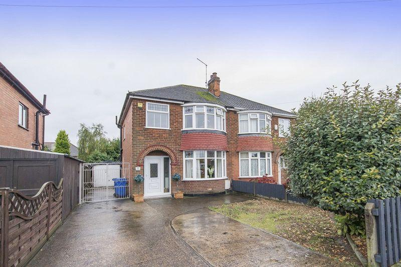 3 Bedrooms Semi Detached House for sale in Boulton Drive, Derby