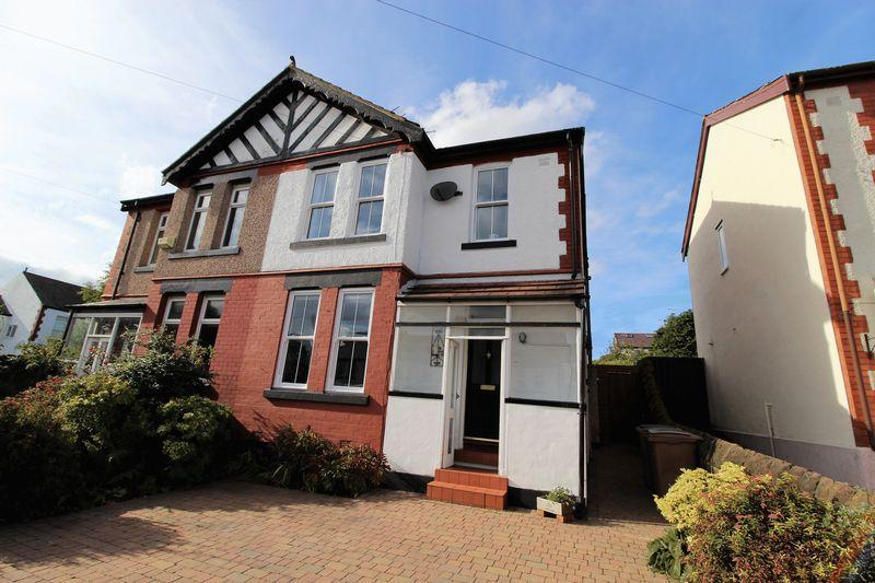 4 Bedrooms Semi Detached House for sale in Dale Avenue, Wirral