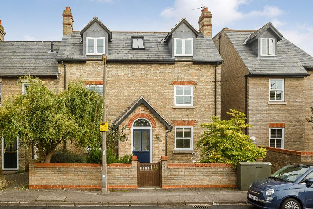 5 Bedrooms End Of Terrace House for sale in Pembroke Road, BALDOCK, SG7