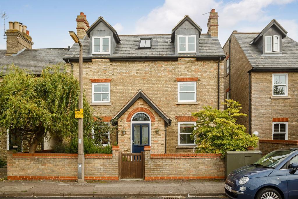 5 Bedrooms End Of Terrace House for sale in Pembroke Road, BALDOCK, SG7