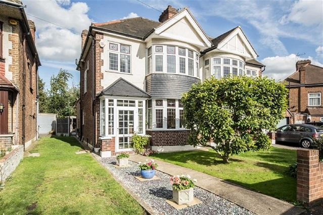 3 Bedrooms House for sale in Foresters Drive, Walthamstow