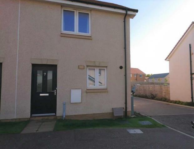 2 Bedrooms Semi Detached House for sale in Brodie Road, Dunbar, EH42