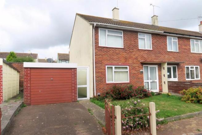 3 Bedrooms End Of Terrace House for sale in Chantry Close, Taunton TA2