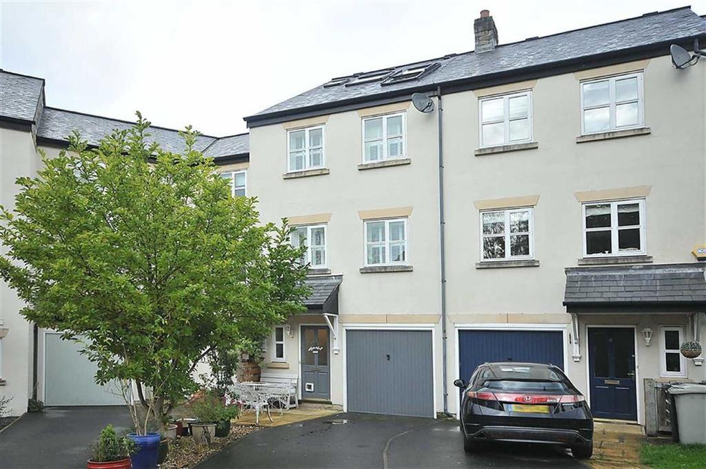 4 Bedrooms Town House for sale in Dyers Court, Bollington, Macclesfield