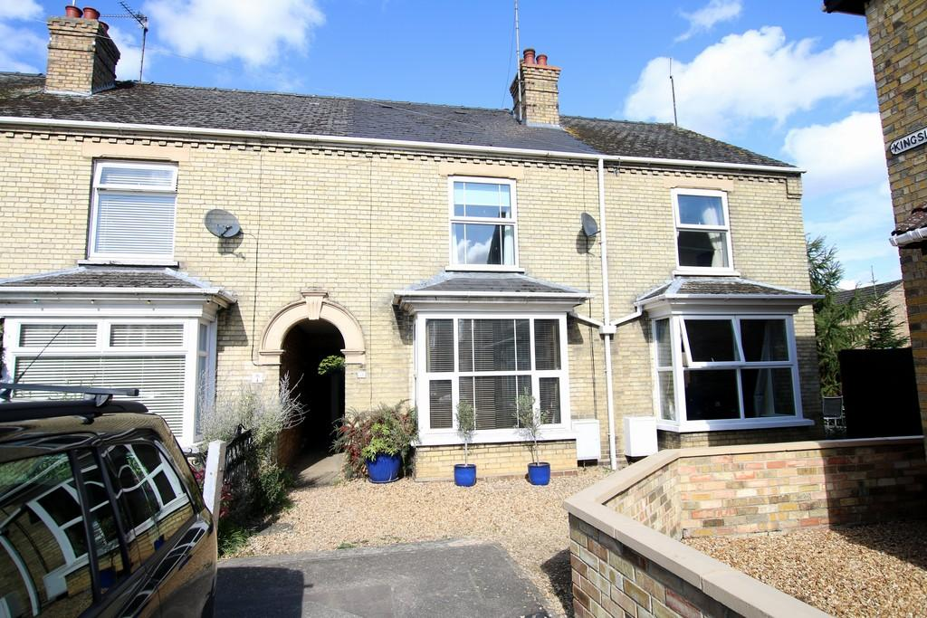 2 Bedrooms Terraced House for sale in Hereward Street, March