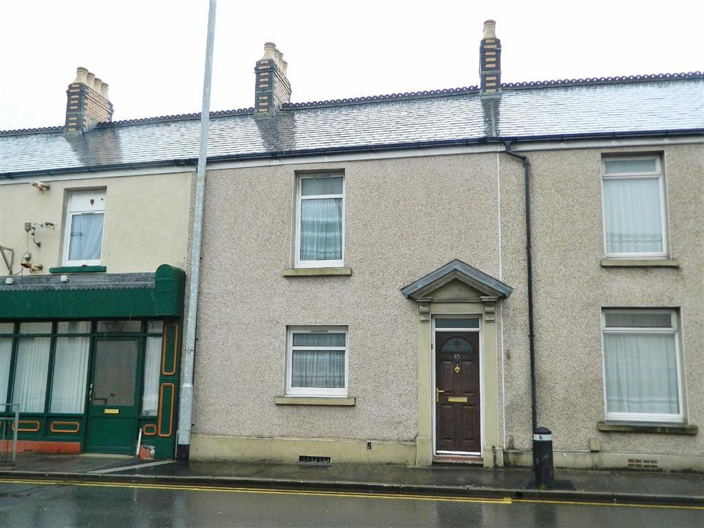 3 Bedrooms Terraced House for sale in Neath Road, Hafod