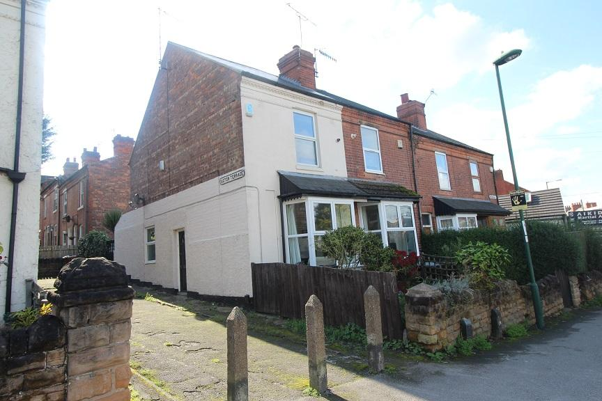 3 Bedrooms Semi Detached House for sale in Burnham Street, Sherwood NG5