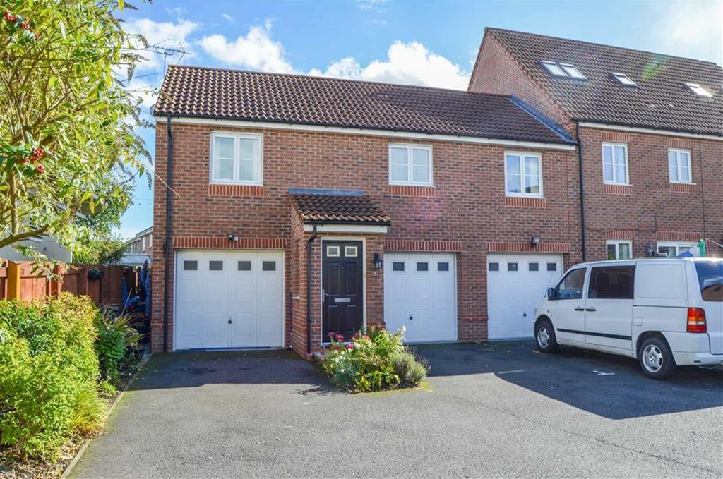 2 Bedrooms Apartment Flat for sale in Sheridan Avenue, Ewloe, Flintshire, Ewloe, Flintshire